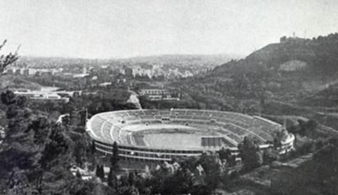 1960 Rome Olympic Stadium