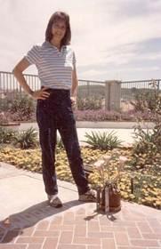 Ann at the yard-1.jpg